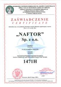 9 - Naftor Sp. zo.o.