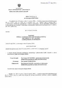 decyzja 2 - Naftor Sp. zo.o.