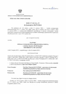 Decyzja 5 scaled - Naftor Sp. zo.o.