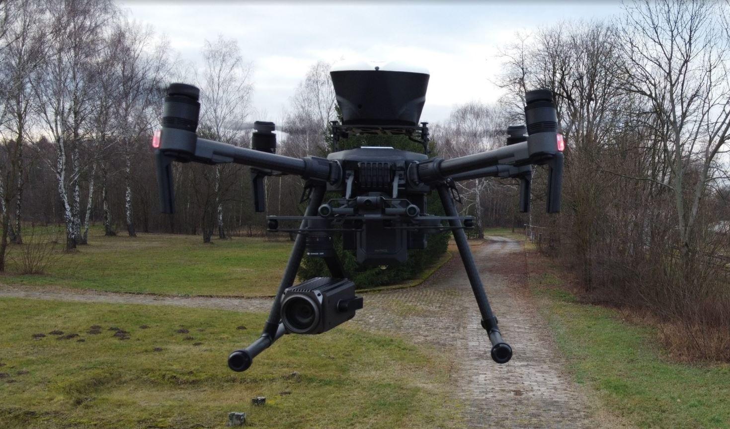 dron - Naftor Sp. zo.o.