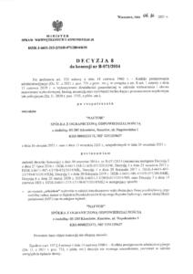 decyzja 81 - Naftor Sp. zo.o.
